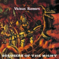 Vicious Rumors Soldiers of the Night Album Cover