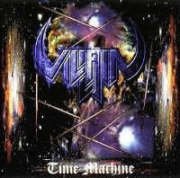 [Villain Time Machine Album Cover]