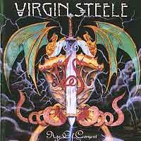 [Virgin Steele Age of Consent Album Cover]