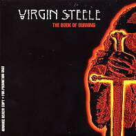 Virgin Steele The Book of Burning Album Cover