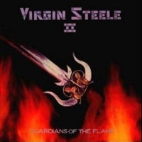 Virgin Steele Guardians of the Flame Album Cover