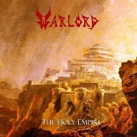 Warlord The Holy Empire Album Cover