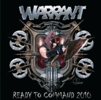 [Warrant Ready to Command 2010 Album Cover]