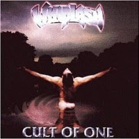 [Whiplash Cult of One Album Cover]