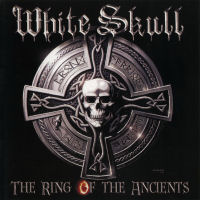 White Skull The Ring Of The Ancients Album Cover