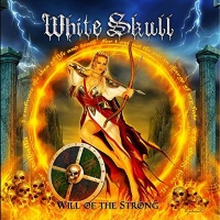 White Skull Will of the Strong Album Cover