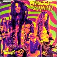 White Zombie La Sexorcisto: Devil Music Vol. 1 Album Cover