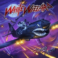 [White Wizzard Flying Tigers Album Cover]