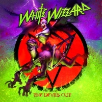 [White Wizzard The Devil's Cut Album Cover]