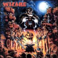 Wizard Bound By Metal Album Cover