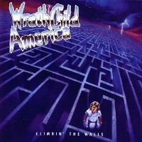 Wrathchild America Climbin' The Walls Album Cover