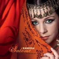 [Xandria Salome - The Seventh Veil Album Cover]