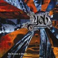 [YOB The Illusion of Motion Album Cover]